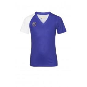 Meisjesvoetbal kleding - Vrijetijdskleding kinderen - Wedstrijd- en training - kopen - Liona Girls Pro Shirt Blauw