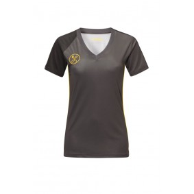 Dameskleding - Voetbalshirts -  kopen - Liona Pro Shirt Antraciet