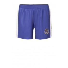 Meisjesvoetbal kleding - Vrijetijdskleding kinderen - Wedstrijd- en training - kopen - Liona Girls Pro Shorts Blauw Met Binnenbroekje