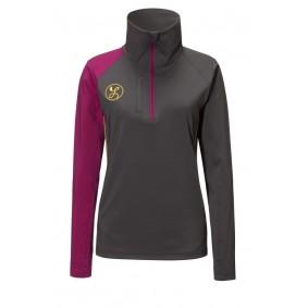 Dameskleding - Vrijetijdskleding - kopen - Liona Pro Half Zip Sweatshirt Antraciet