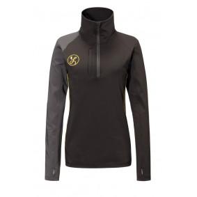 Dameskleding - Vrijetijdskleding - kopen - Liona Pro Half Zip Sweatshirt Zwart