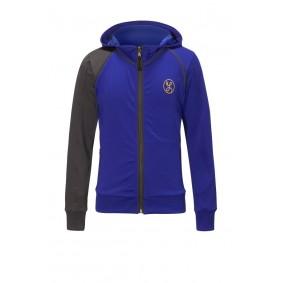 Meisjesvoetbal kleding - Vrijetijdskleding kinderen - Wedstrijd- en training - kopen - Liona Girls Pro Athleisure Full Zip Hoodie