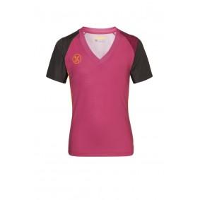 Meisjesvoetbal kleding - Vrijetijdskleding kinderen - Wedstrijd- en training - kopen - Liona Girls Pro Shirt Roze