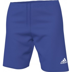 Wedstrijd- en training - Shorts / voetbalbroekjes -  kopen - Adidas Parma 16 Short Blauw/Wit