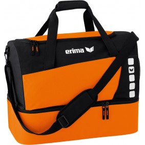 Sporttassen - kopen - Erima Club 5 sports bag met Bodemvak
