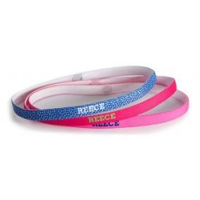 Accessoires en gadgets - Accessoires -  kopen - Reece Hairbands Roze Blauw