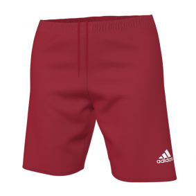 Wedstrijd- en training - Shorts / voetbalbroekjes -  kopen - Adidas Parma 16 Short Rood/Wit