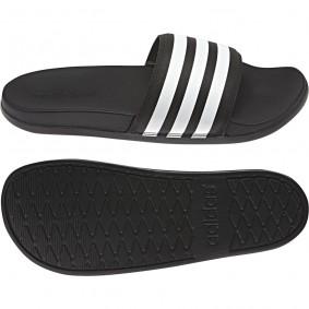 Vrijetijdskleding kinderen - Vrijetijdskleding -  kopen - Adidas Adilette CF+ Black/White