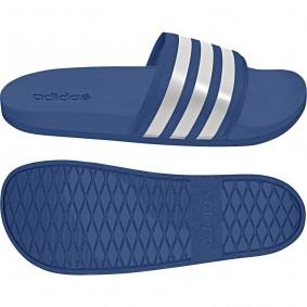 Vrijetijdskleding kinderen - Vrijetijdskleding - kopen - Adidas Adilette CF+ Blue/White