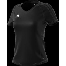 Wedstrijd- en training - Voetbalshirts - kopen - Adidas Tiro 17 Trainingsshirt Zwart