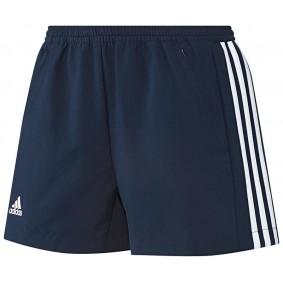 Dameskleding - Shorts / voetbalbroekjes - kopen - Adidas T16 Climacool Short Women Navy