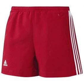 Dameskleding - Shorts / voetbalbroekjes - kopen - Adidas T16 Climacool Short Women Red
