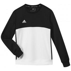 Meisjesvoetbal kleding - Vrijetijdskleding kinderen - Wedstrijd- en training - kopen - Adidas T16 Crew Sweat Jeugd Black