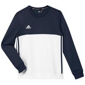 Meisjesvoetbal kleding - Vrijetijdskleding kinderen - Wedstrijd- en training - kopen - Adidas T16 Crew Sweat Jeugd Navy