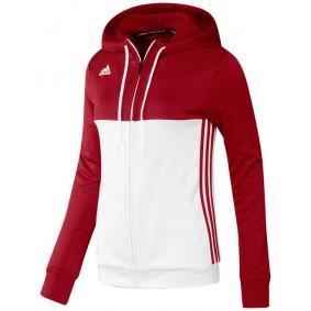 Dameskleding - Vrijetijdskleding - kopen - Adidas T16 Hoody Women Red