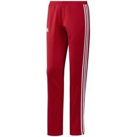 Dameskleding - Trainingsbroeken - kopen - Adidas T16 Sweat Pant Women Red (joggingbroek)
