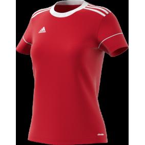 Wedstrijd- en training - Voetbalshirts - kopen - Adidas Squadra 17 Shirt Rood/Wit