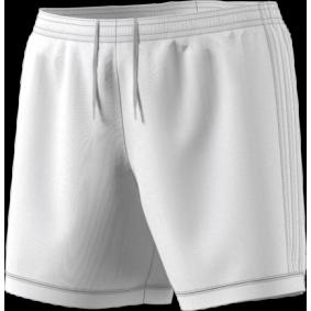 Wedstrijd- en training - Shorts / voetbalbroekjes - kopen - Adidas Squadra 17 Short Wit