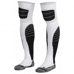 Dameskleding - Voetbalsokken - Keeperskleding - kopen - Stanno High impact goalkeeper sock wit-zwart