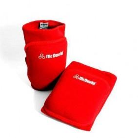 Blessurepreventie - kopen - Mcdavid Jumpy knee pad Rood 601