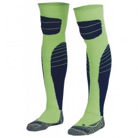 Dameskleding - Voetbalsokken - Keeperskleding - kopen - Stanno High impact goalkeeper sock groen/navy