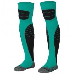 Dameskleding - Voetbalsokken - Keeperskleding - kopen - Stanno High impact goalkeeper sock groen-zwart
