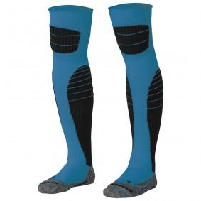 Dameskleding - Voetbalsokken - Keeperskleding - kopen - Stanno High impact goalkeeper sock blauw-zwart
