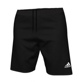 Wedstrijd- en training - Shorts / voetbalbroekjes - kopen - Adidas Parma 16 Short Zwart/Wit