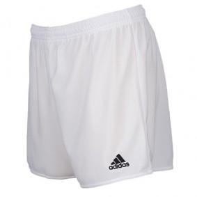 Wedstrijd- en training - Shorts / voetbalbroekjes -  kopen - Adidas Parma 16 Short Wit/Zwart