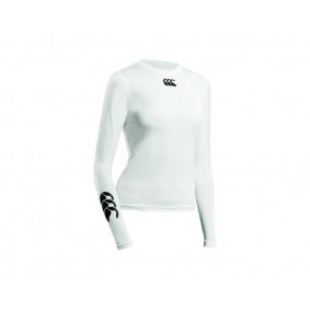 Thermokleding - Dameskleding -  kopen - Canterbury Cold Long Sleeve Top Dames Wit