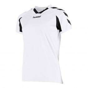 Teamkleding - Dameskleding - Voetbalshirts - kopen - Hummel Everton Shirt Ladies k.m. Wit / Zwart