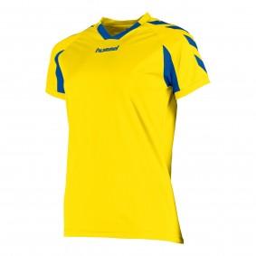 Teamkleding - Dameskleding - Voetbalshirts - kopen - Hummel Everton Shirt Ladies k.m. Geel / Blauw