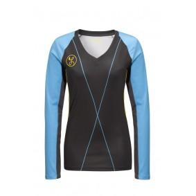 Dameskleding - Voetbalshirts - Keeperskleding -  kopen - Liona Pro Keeper Shirt Zwart