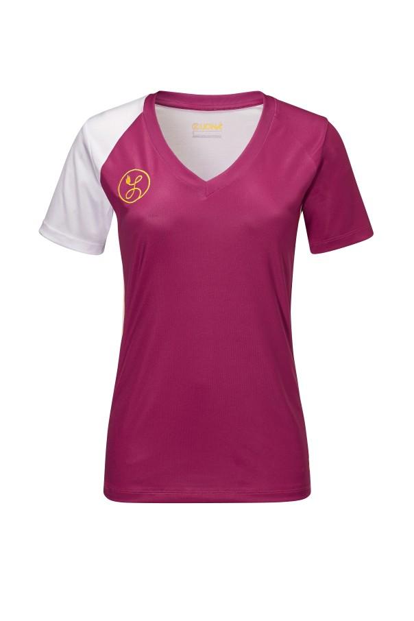 Liona Pro Shirt Bordeaux