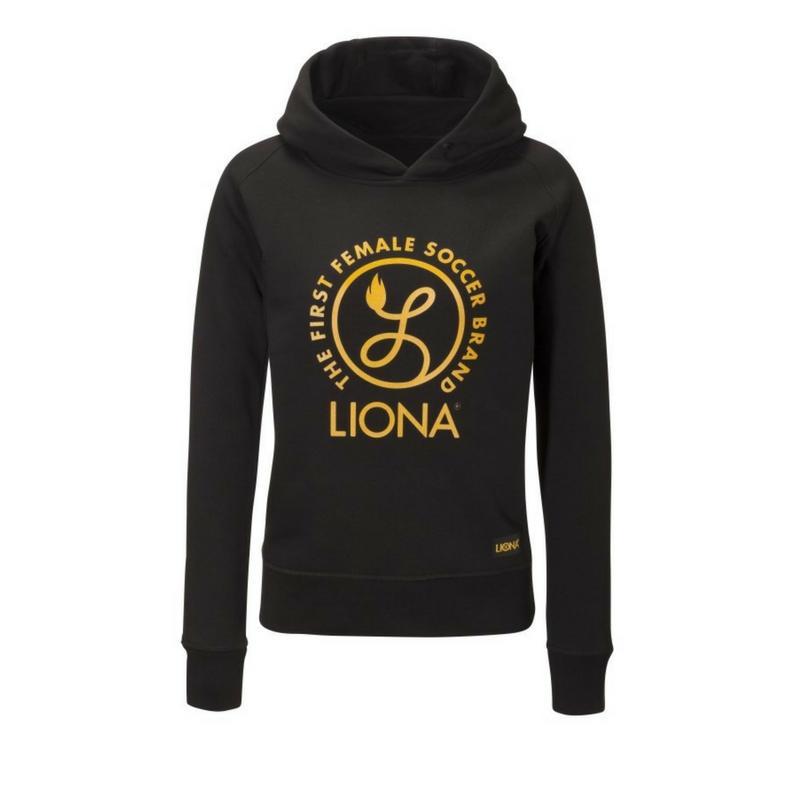 Liona Girls Classic Hoody Zwart