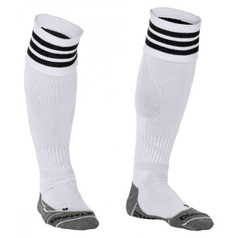 Stanno Ring Sock Wit/Zwart