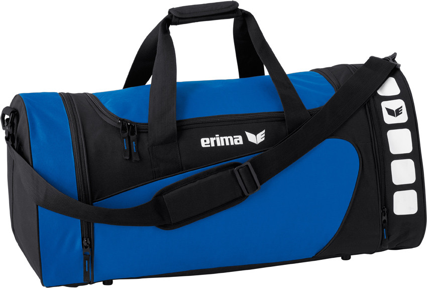 Erima Club 5 sports bag Royal Blauw