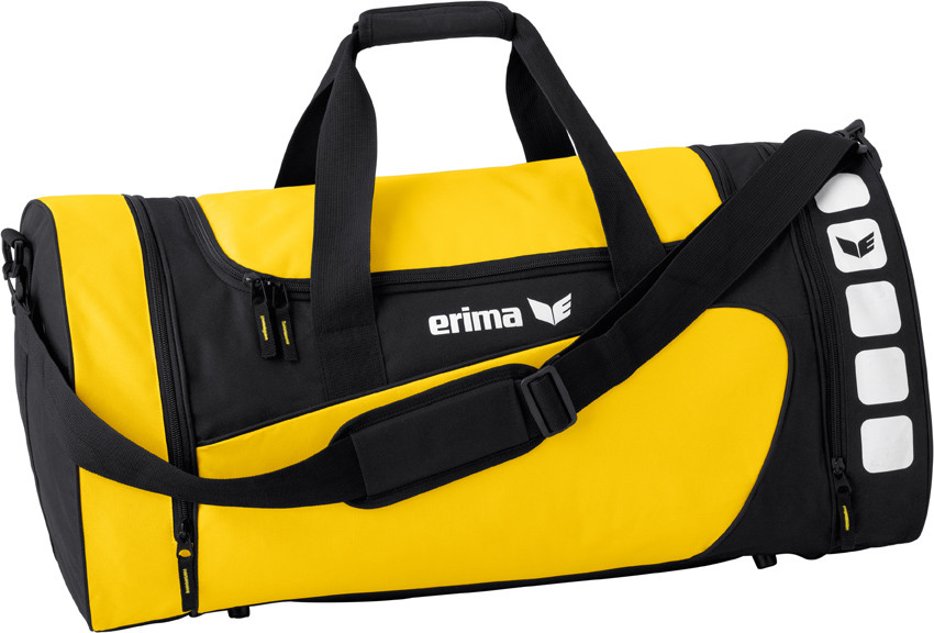 Erima Club 5 sports bag Geel