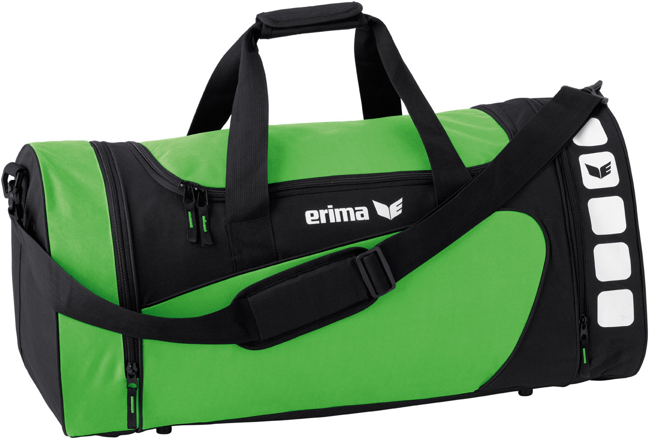 Erima Club 5 sports bag Appelgroen