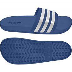 Adidas Adilette CF+ Blue/White damesslippers online kopen