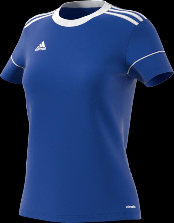 Adidas Squadra 17 Shirt Blauw/Wit