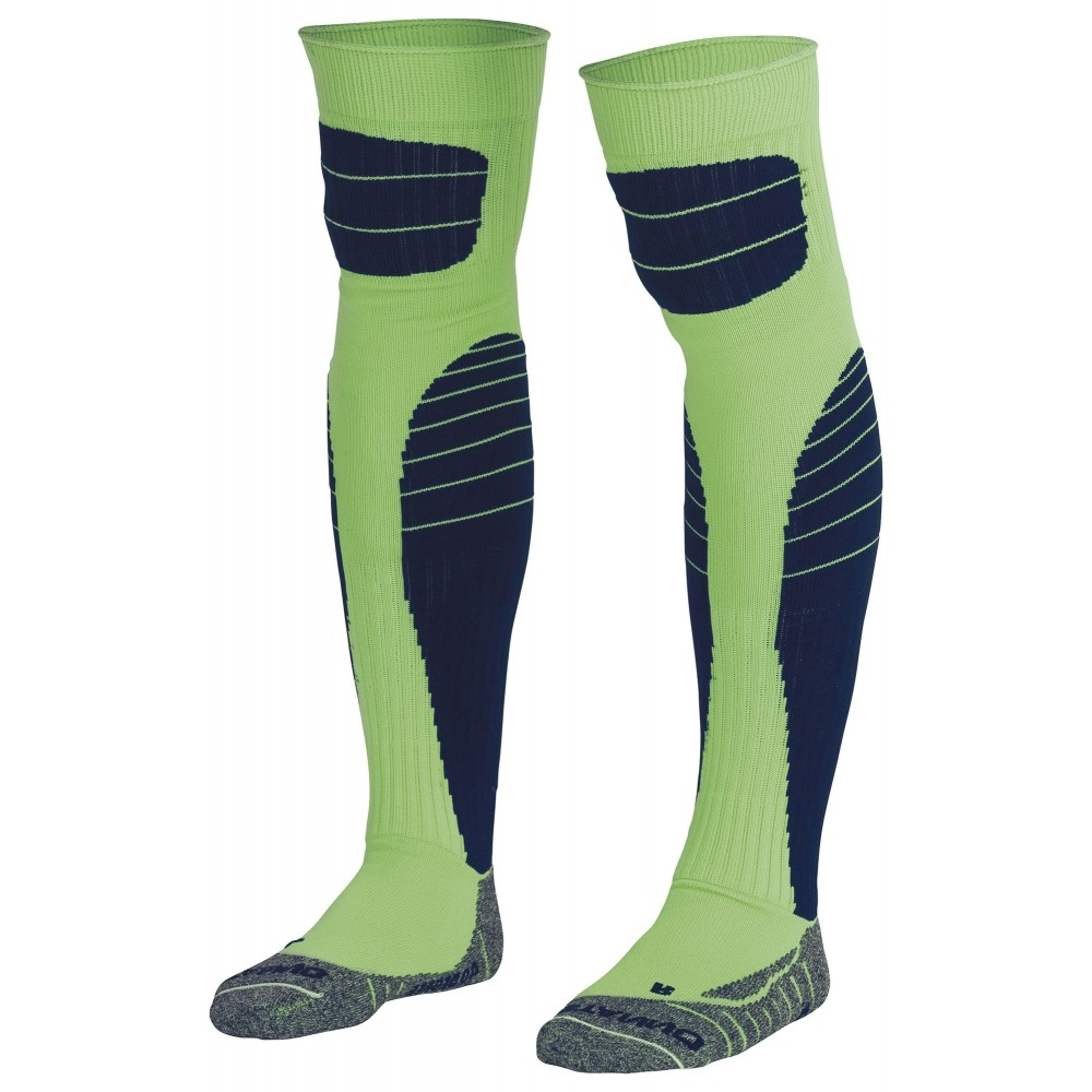 Stanno High impact goalkeeper sock groen/navy