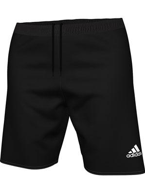 Adidas Parma 16 Short Zwart/Wit