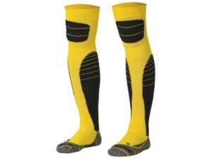 Stanno High impact keepers sock geel/zwart